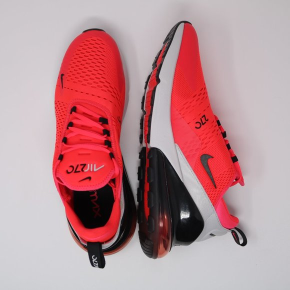 Nike Air Max 270 Red Orbit Mens Size 14 Shoes